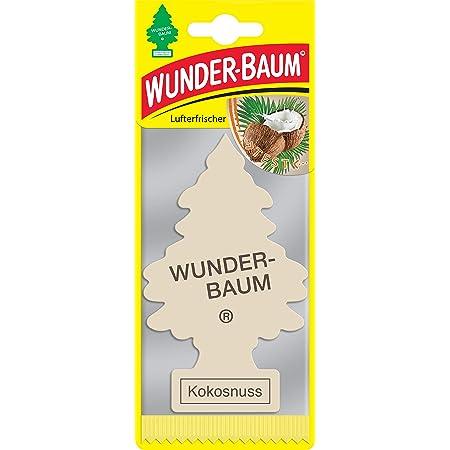 Wunderbaum Ltb002 Duftflakon Coconut Gelb Auto