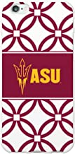OTM Essentials Arizona State University, Elm Band Cell Phone Case for iPhone 6/6s Plus - White