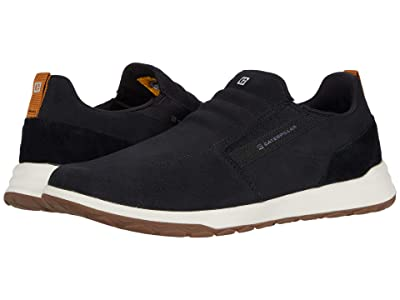 Caterpillar Casual Quest Slip-On (Black) Men