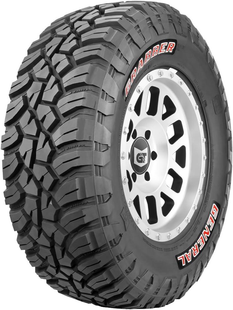 General 4505940000 Max 72% OFF Grabber X3 mart All-Terrain Radial - Tire 33X12.50