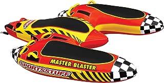 Sportsstuff Master Blaster | 1-3 Rider Towable Tube for Boating