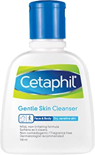 Cetaphil Gentle Skin Cleanser ,118 Ml