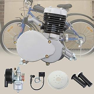 Aohuada 100CC per biciclette motorizzate da 26 28 48 km//h motore a benzina a pedale Kit motore per bicicletta a 2 tempi