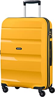 American Tourister Bon Air - Spinner Medium Equipaje de Mano, 66 cm, 57.5 Liters, Amarillo (Light Yellow)