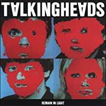 talking heads lp remain in light