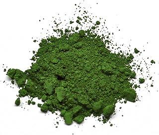 Lienzos Levante Pigmento Puro, 22 Verde de Óxido de Cromo, Tarro de 250 ml