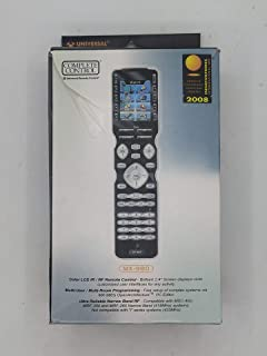 Best MX-980 255 Device IR/RF Remote with Color LCD Review