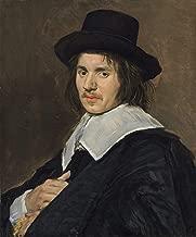 Frans Hals Portrait of a Man 1650 National Gallery of Art - Washington DC 30
