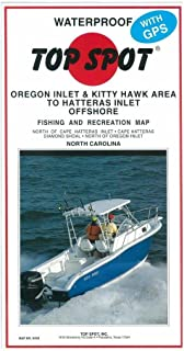 nc offshore maps
