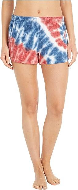 American Revival Tie-Dye Shorts