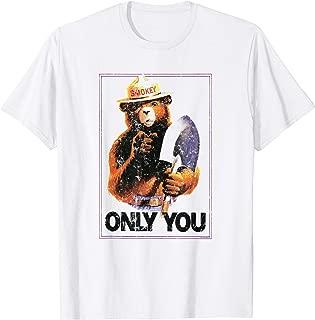 Smokey Bear Only You - Vintage Poster