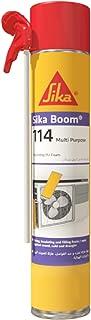 مثبت متعدد الأغراض من سيكا Boom-114، تثبيت بولي يوريثان، 750 مل، أصفر فاتح، 59827