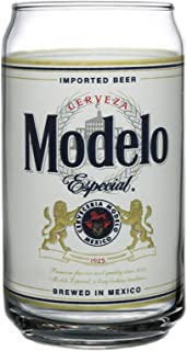 modelo especial beer glasses