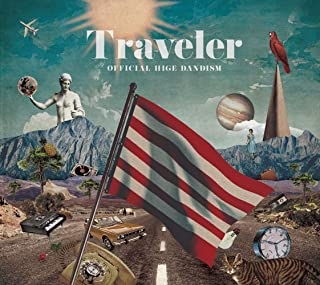 【Amazon.co.jp限定】Traveler[通常盤](A4クリアファイル[Amazon.co.jp ver.]付き)...