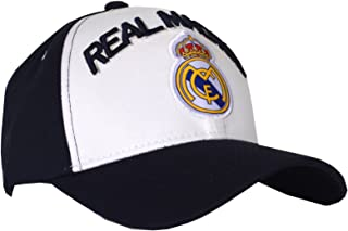 Real Madrid Cap Hat Navy New Season Colors Youth Size