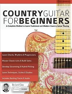 modern country guitar