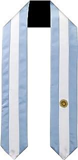 Argentina Flag Graduation Sash/Stole International Study Abroad Adult Unisex