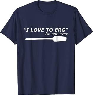 the ergs shirt
