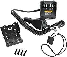 BLVL- RLN6434 Travel Car Charger Compatible with Motorola APX Radios APX6000 APX7000 APX8000 Radio