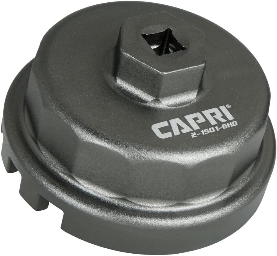 Capri Tools Forged Toyota Oil Courier shipping free wi for Wrench Max 74% OFF Lexus Filter