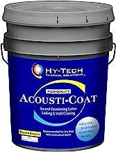 Best acoustical paint coating Reviews