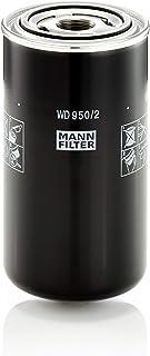 Original MANN FILTER Hydraulikfilter WD 950/2 – Für Industrie, Land  und Baumaschinen