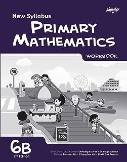 New Syllabus Primary Mathematics Workbook 6B (2nd Edition)