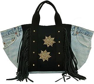 df08accdf4 Amazon.it: borsa in jeans