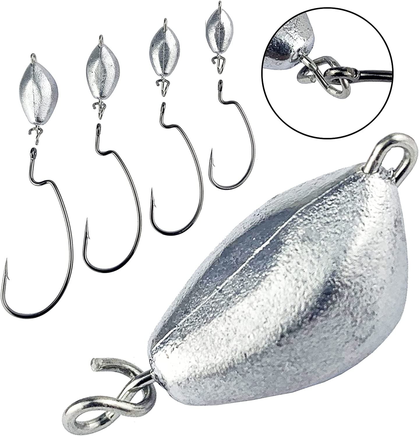 RP PIGEON Quick-Change Jig Max 88% OFF Heads Random Sales for sale Different Bass Match