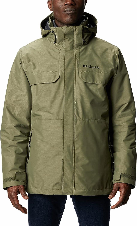 Columbia Men's 限定価格セール Cloverdale Interchange Jacket 再販ご予約限定送料無料