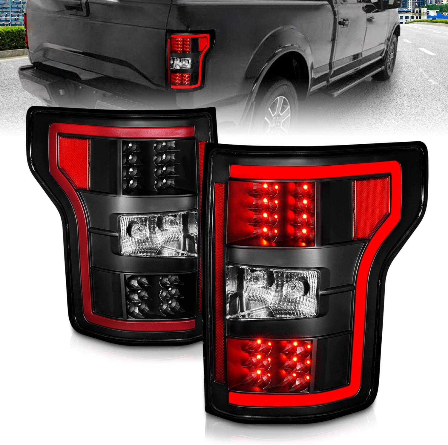 AmeriLite for 2018-2020 Ford F150 LED Light Limited time Max 90% OFF free shipping Tube Bar Replacement