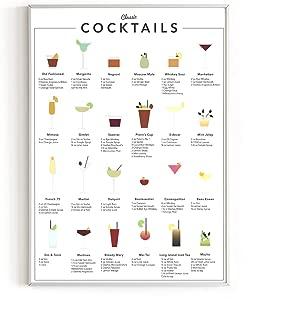 Best vintage cocktail art Reviews