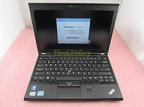 Lenovo Laptop X230 Core i5-3320m 2.60GHz 8GB 128GB SSD Win 10 Pro