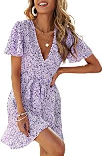 Lilac Sun Dress