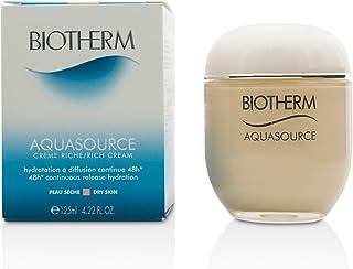 Biotherm (public) Aquasource Riche 125ml crema de día Piel seca - Cremas de día (Mujeres Piel seca Hidratante Hidratant...
