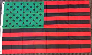 Best green red and black american flag Reviews