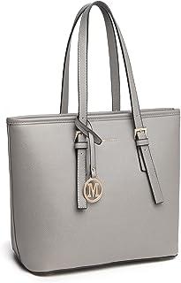 Miss Lulu Damen Schultertaschen Handtasche Shopper Tasche Synthetikr
