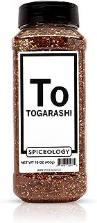 Best togarashi japanese seasoning Reviews