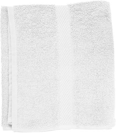 Fripac-Medis Terry Energy Saving Towel 90 x 30 cm, White