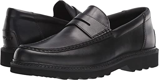 Black Brush Off Leather