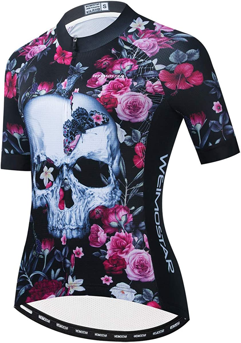 Hotlion Fresno Mall Cycling Jersey Women Short Dealing full price reduction Bicycle M Sleeve Clothing Top