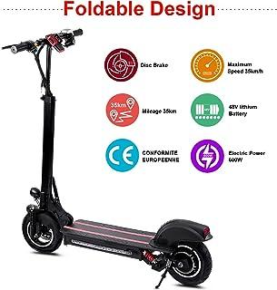 smarttech Patinete Eléctrico Adulto - Scooter eléctrico