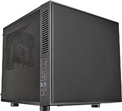 Thermaltake Suppressor F1 Mini ITX Tt LCS Certified Cube Computer Chassis CA-1E6-00S1WN-00