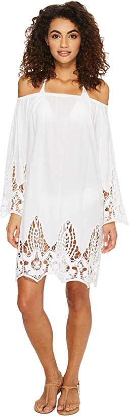 Mystique Off the Shoulder Tunic