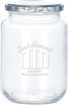 東洋佐々木ガラス キャニスター ホワイト L 日本製 専用しおり付 HW-565-JAN-P