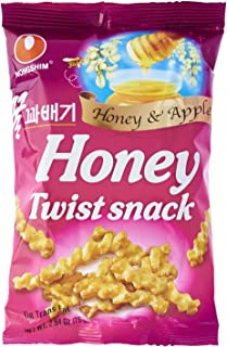Nongshim Honey Twist Snack, 75g