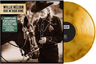 Ride Me Back Home ‎– Exclusive Limited Edition Gold Vinyl LP