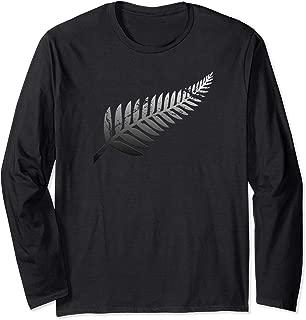 NZ Kiwi Silver Fern Tshirt for Kiwi's Vintage Worn Style
