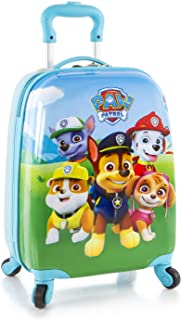 """Nickelodeon Paw Patrol Boy`s 18"""" Hardside Spinner Carry On Luggage"""