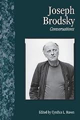 Conversations with Joseph Brodsky Capa comum